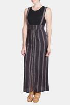 En Creme Vintage Overall Skirt