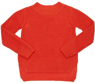 Molo Knit Cotton Sweater