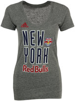 adidas Women's New York Red Bulls Inside The Lines T-Shirt