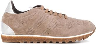 Alberto Fasciani Flat Low Top Sneakers