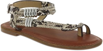 Mia Adjustable Sandals - Julianna
