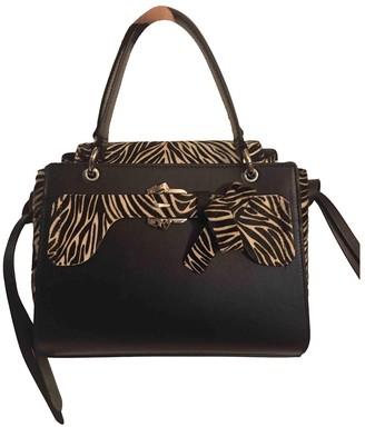 Paula Cademartori Black Pony-style calfskin Handbags