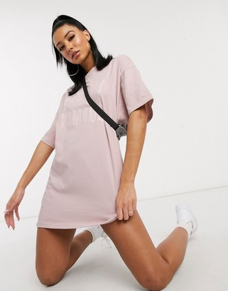 The Couture Club pretty famous t-shirt dress