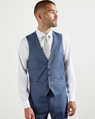 Ted Baker HECTORW Debonair wool suit waistcoat