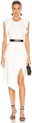 A.L.C. for FWRD Willow Dress in White | FWRD