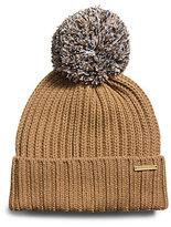Michael Kors Knitted Pom-Pom Hat