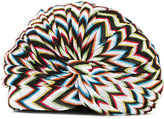 Missoni hypnosis turban - women - Polyester/Cupro/Viscose - One Size