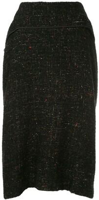 Yohji Yamamoto Pre-Owned Mid-Length Skirt