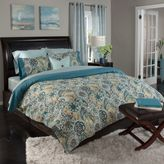 Tracy Porter Serendipity Reversible Duvet Cover Set in Indigo