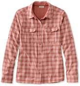L.L. Bean L.L.Bean Double Cloth Performance Woven Shirt