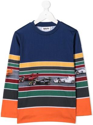Molo Reif photographic-print sweatshirt