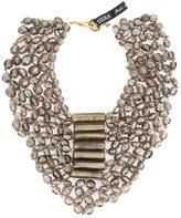 Afroditi Hera layered necklace