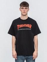 Thrasher Two Tone Skate Mag T-Shirt