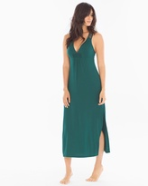 Soma Intimates Lace Nightgown Green