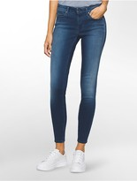 Calvin Klein Mid Used Blue Wash Leggings