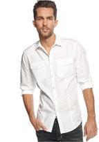 INC International Concepts Men's Core Topper Shirt