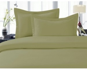 Elegant Comfort Luxurious Silky - Soft Wrinkle Free 3-Piece Duvet Cover Set, King/Cali King Bedding