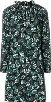Marni Poetry Flower Poplin dress
