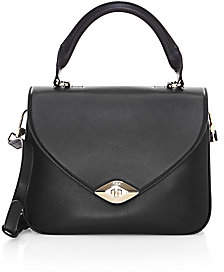 Furla Women's Small Eye Leather Top Handle Bag