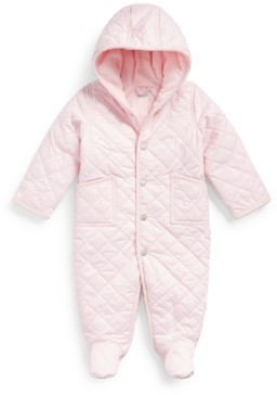 Polo Ralph Lauren Ralph Lauren Baby Boys and Girls Quilted Barn Bunting