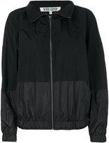 Kenzo Windbreaker jacket - women - Nylon/Polyester - XS