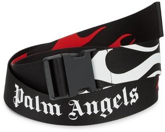 Palm Angels Two-Tone Burning Belt