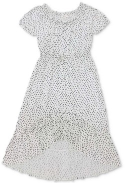 Style&Co. Style & Co High-Low Peasant Dress, Created for Macy's