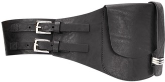 Ermanno Scervino Wide Waist Belt