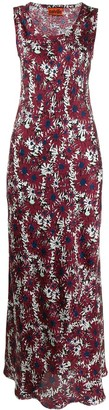 Colville Floral Print Dress