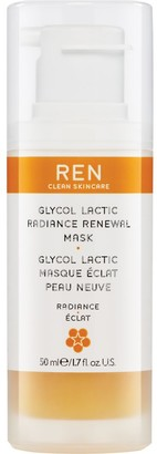 REN Glycol Lactic Radiance Renewal Mask, 50ml