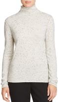 Elie Tahari Sierra Cashmere Donegal Sweater