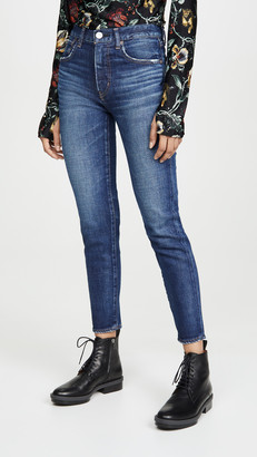 Moussy Cameron Skinny-Hi Jeans