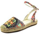 Anne Klein Women's Arika Fabric Espadrille Sandal