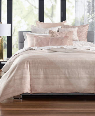 Hotel Collection Woodrose Cotton King Duvet Cover, Bedding