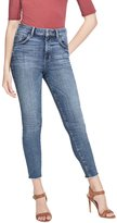 GUESS Women's Super High Rise Skinny Jeans