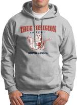 Sarah Men's True Religion Logo Hoodie M