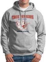 Sarah Men's True Religion Logo Hoodie XXL