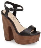 Jessica Simpson Women's 'Whirl' Platform Sandal