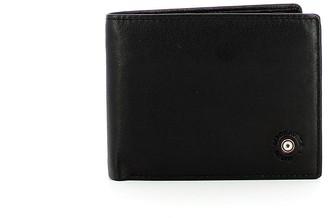 Aeronautica Militare Black Men's Wallet
