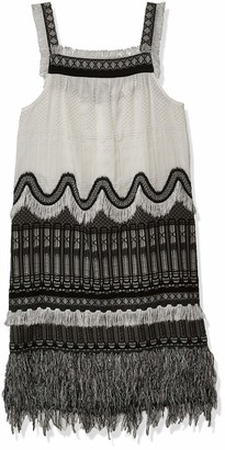 Jonathan Simkhai Women's Scaffold Strap Dress