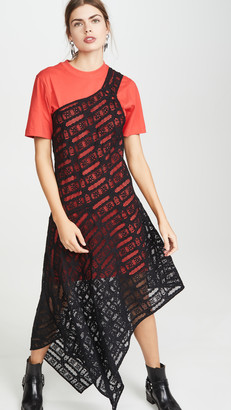 McQ Giri Cut Dress