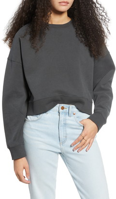 Urban Outfitters BDG Slouchy Cotton Sweatshirt