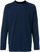 Laneus crew-neck sweatshirt