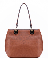 Brown Alex Shoulder Bag