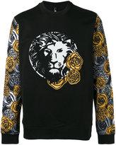Versus printed sweatshirt - men - Cotton - S