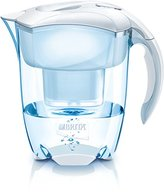 Brita Elemaris XL Water Filter Jug and Cartridge, White