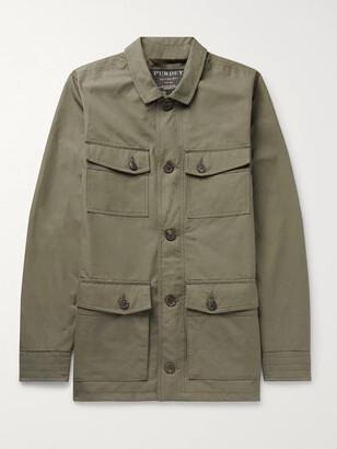 JAMES PURDEY & SONS Percival Cotton-Ventile Utility Jacket