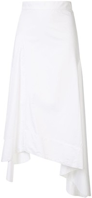 Walk of Shame Asymmetric Skirt