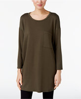 Eileen Fisher Tencel® Fleece Tunic, Regular & Petite