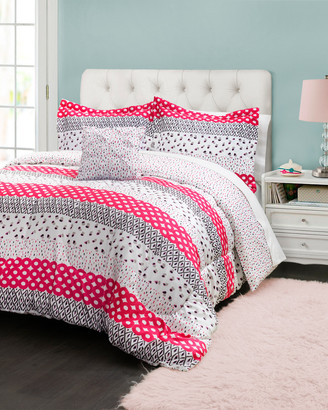 Triangle Home Fashion Franny Comforter Set